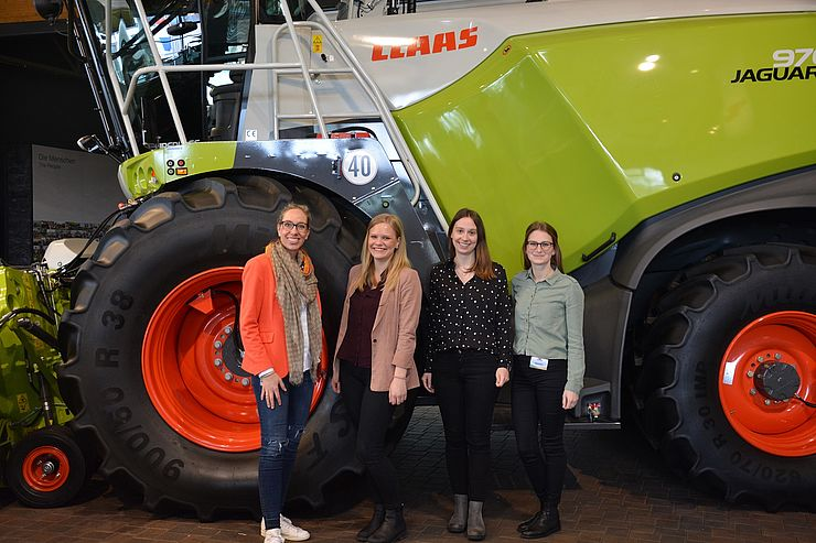 Stiftung Studienfonds OWL, CLAAS