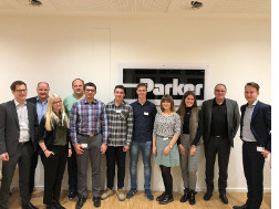 PARKER HANNIFIN Manufacturing Germany